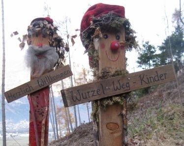 1. Waldkindergarten Tirols in Schwaz – Wurzel-Weg-Kinder